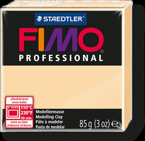 Полимерная глина FIMO Professional 02 (шампань) 85г
