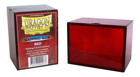 Dragon Shield - Коробочка красная на 100+ карт