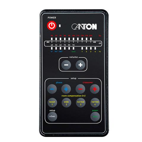 Canton A 45 Sub
