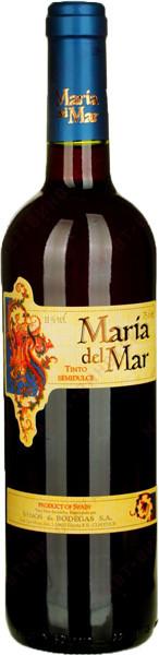 Maria del Mar Red Semi-Sweet