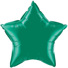 F 9 Звезда Зелёный / 5 шт. /