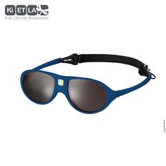 Очки солнцезащитные детские Ki ET LA Jokala 2-4 года. Royal Blue (синий)