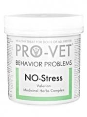 Пастилки для собак PRO-VET No-Stress уменьшение стресса и корректировка поведения