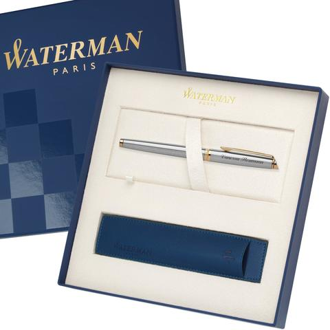 Ручка-роллер Waterman Hemisphere, цвет: GT, стержень: Fblk123