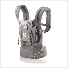 Рюкзак-переноска ERGO Baby Original Carrier, Galaxy Grey