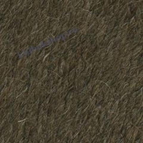 Пряжа Верблюжья шерсть (Троицкая) Натуральный темный 2452