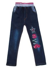 1748 джинсы детские, синие