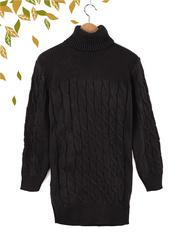 2011-1 туника женская, черная