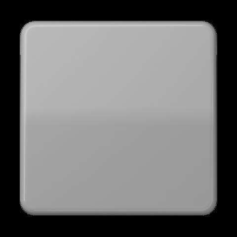 Выключатель одноклавишный. 10 A / 250 B ~. Цвет Серый. JUNG CD. 501U+CD590GR