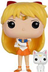 POP Animation: Sailor Moon - Venus w/ Artemis