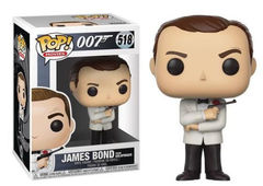 FUNKO-POP! MOVIES: JAMES BOND-SEAN CONNERY-WHITE TUX