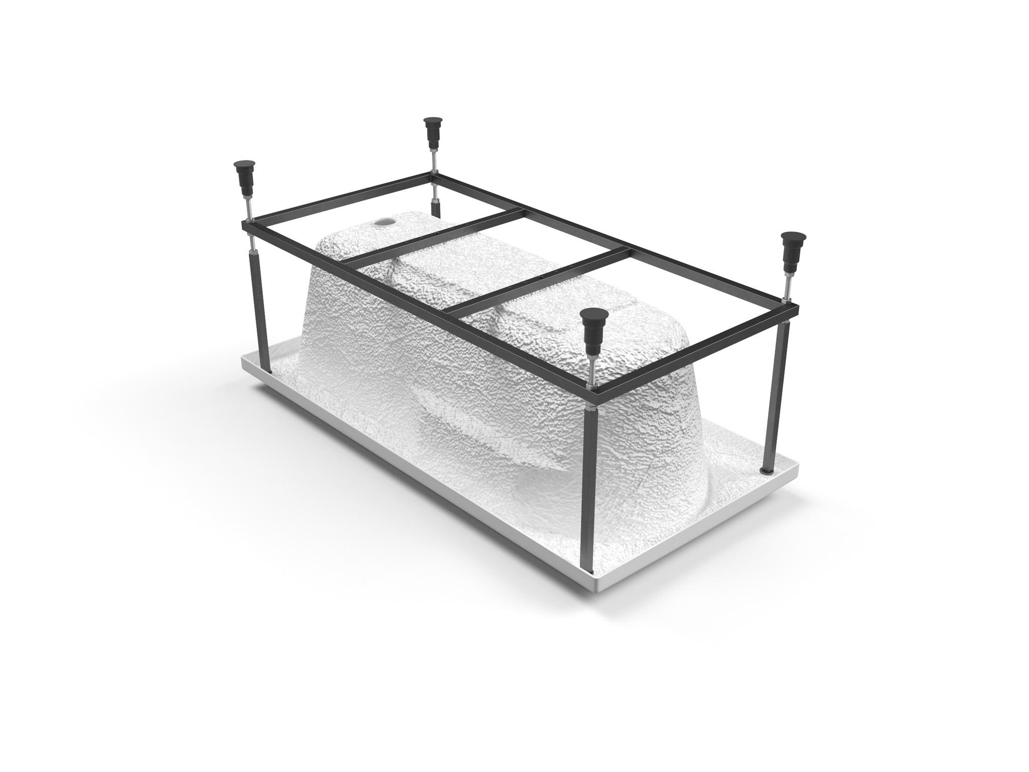 Каркас для акриловых ванн SANTANA 140
