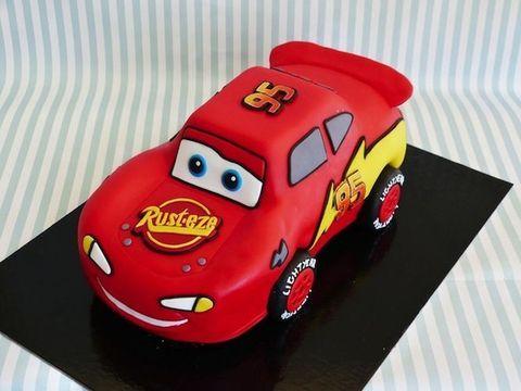 Торт с индивидуальным дизайном для детей