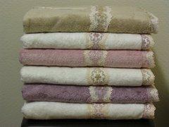 VANESSA - ВАНЭССА полотенце махровое Maison Dor (Турция).