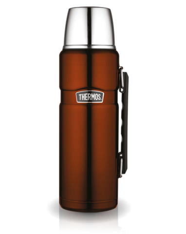Термос Thermos King SK2010 шоколадный (1,2 литра)