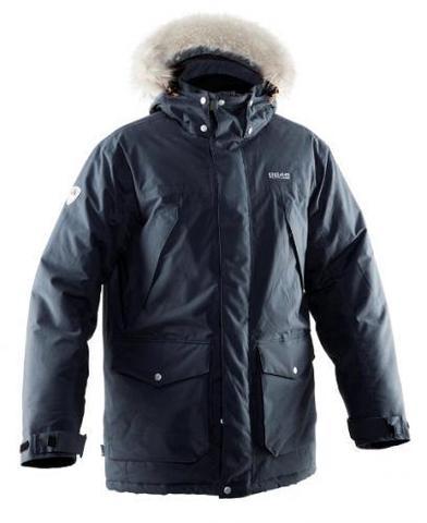 Мужская куртка-парка 8848 Altitude Roots (charcoal)