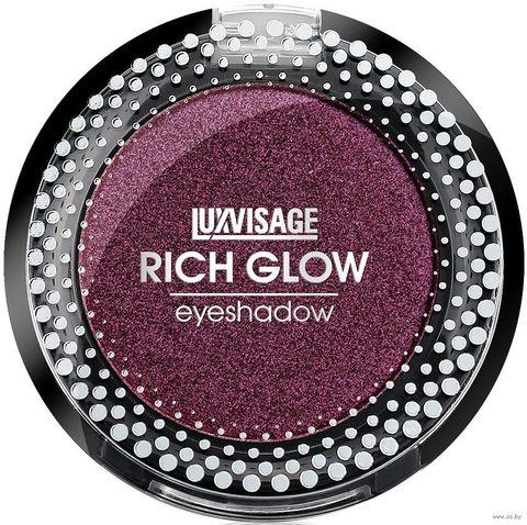 LuxVisage Тени компактные Rich Glow тон 12 insta star 2г