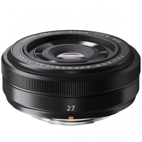 Fujifilm Fujinon XF 27mm f/2.8 Black