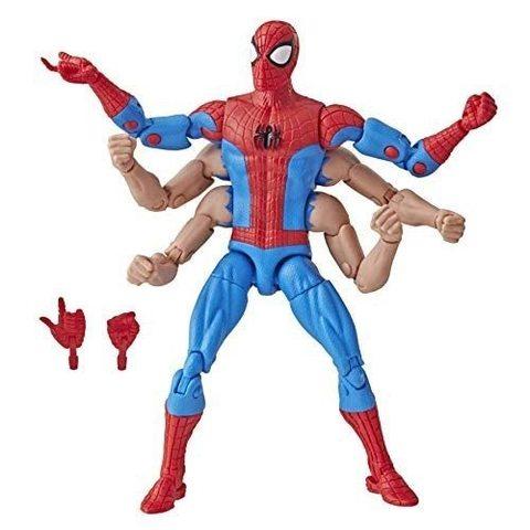 Фигурка Человек Паук (Spider-Man) шестирукий - Marvel Legends, Hasbro