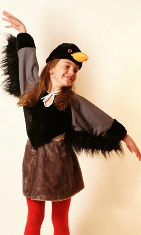 Карнавальный костюм Вороны