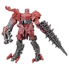 Динобот Скорн (Scorn)  турбо трансформация 10 см, Hasbro