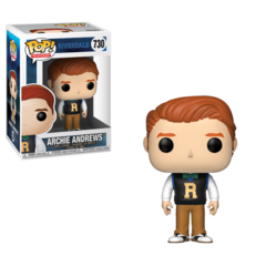 Genuine riverdale pop! vinyl figure archie andrews