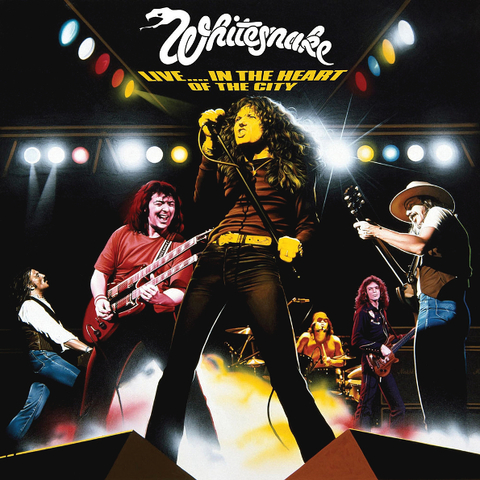 Whitesnake / Live... In The Heart Of The City (2CD)