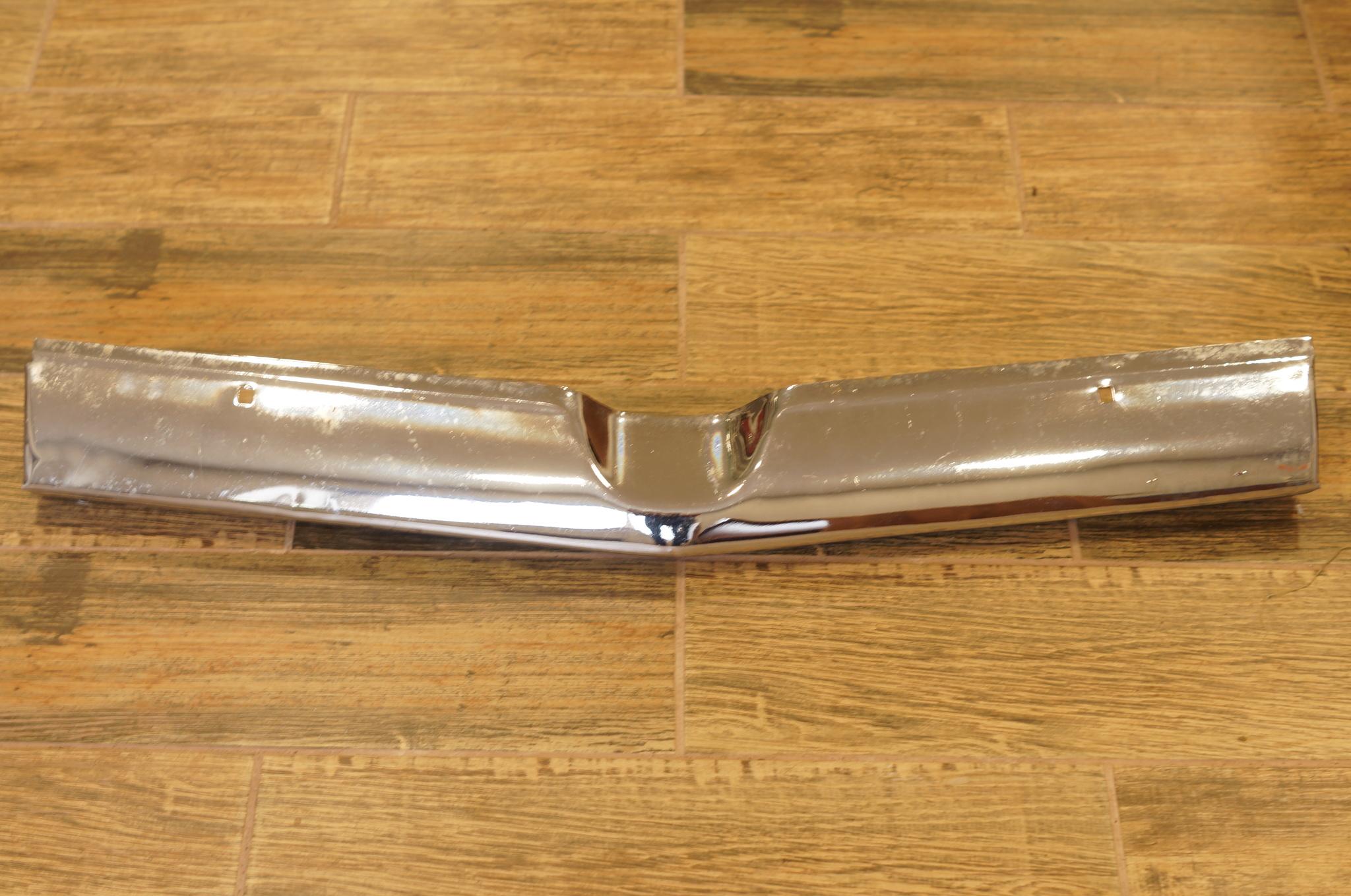 Средняя часть переднего бампера Газ 21 3 серии