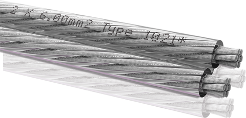 Oehlbach Silverline Speaker Cable 2x6mm 50m, кабель акустический