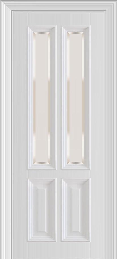 Межкомнатная дверь Nica 12.4 под стекло