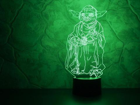 Светильник Йода