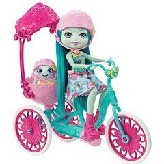 Кукла Энчантималс Тайли Черепашка с питомцем
