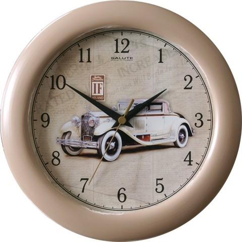 Настенные часы Салют ДС-ББ2-172