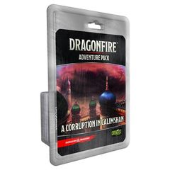D&D: Dragonfire - A Corruption in Calimshan Adventure Pack