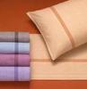 Постельное белье 2 спальное евро Cassera Casa Cevedale фиолетовое