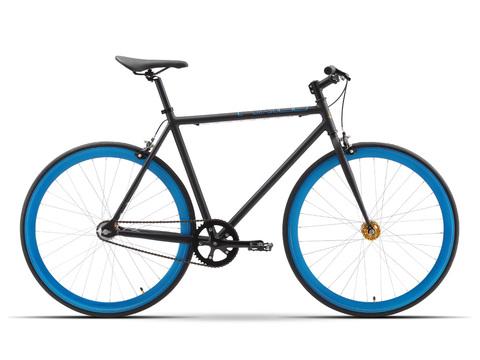 Stark Fixed (2016) черный с синим