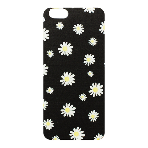 Чехол на IPhone 6/6S Black Flowers