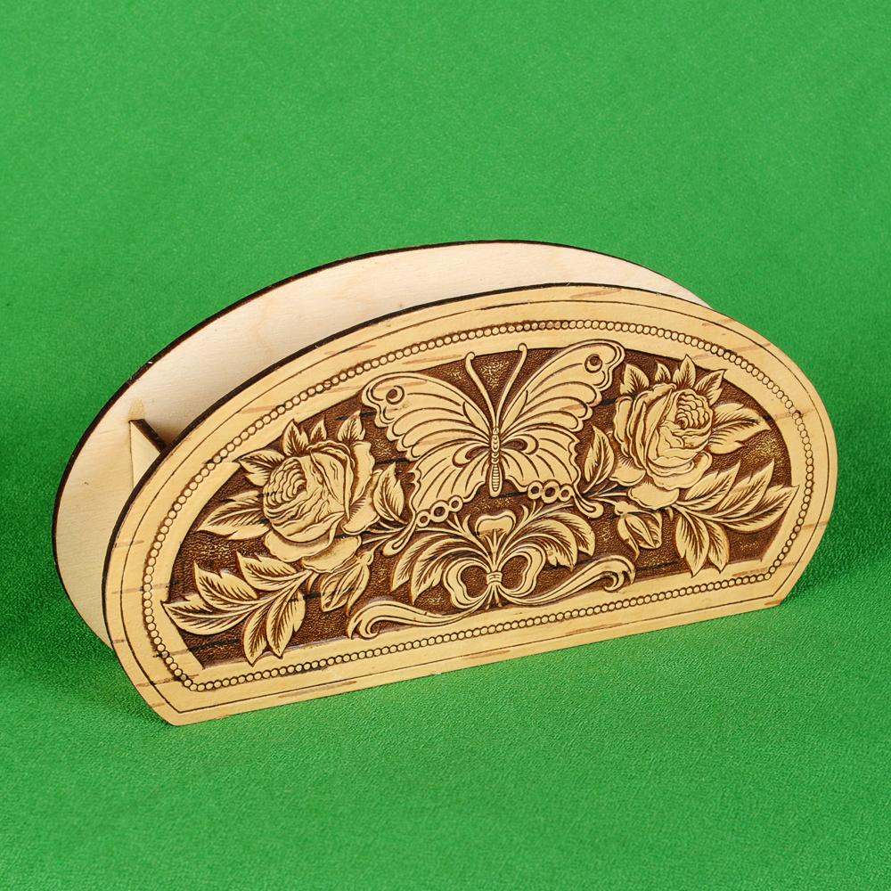 Салфетница бабочка 1