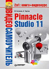 Видеосамоучитель. Pinnacle Studio 11 (+CD) ян озер pinnacle studio 10 для windows isbn 5 94074 302 1