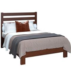Кровать Вероника (Браво Мебель) орех