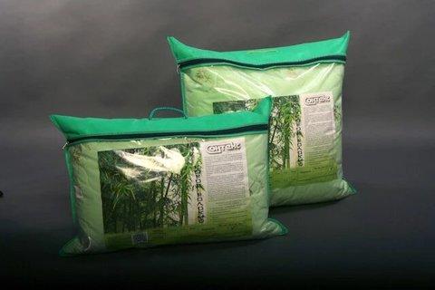Подушка бамбуковая ТИК