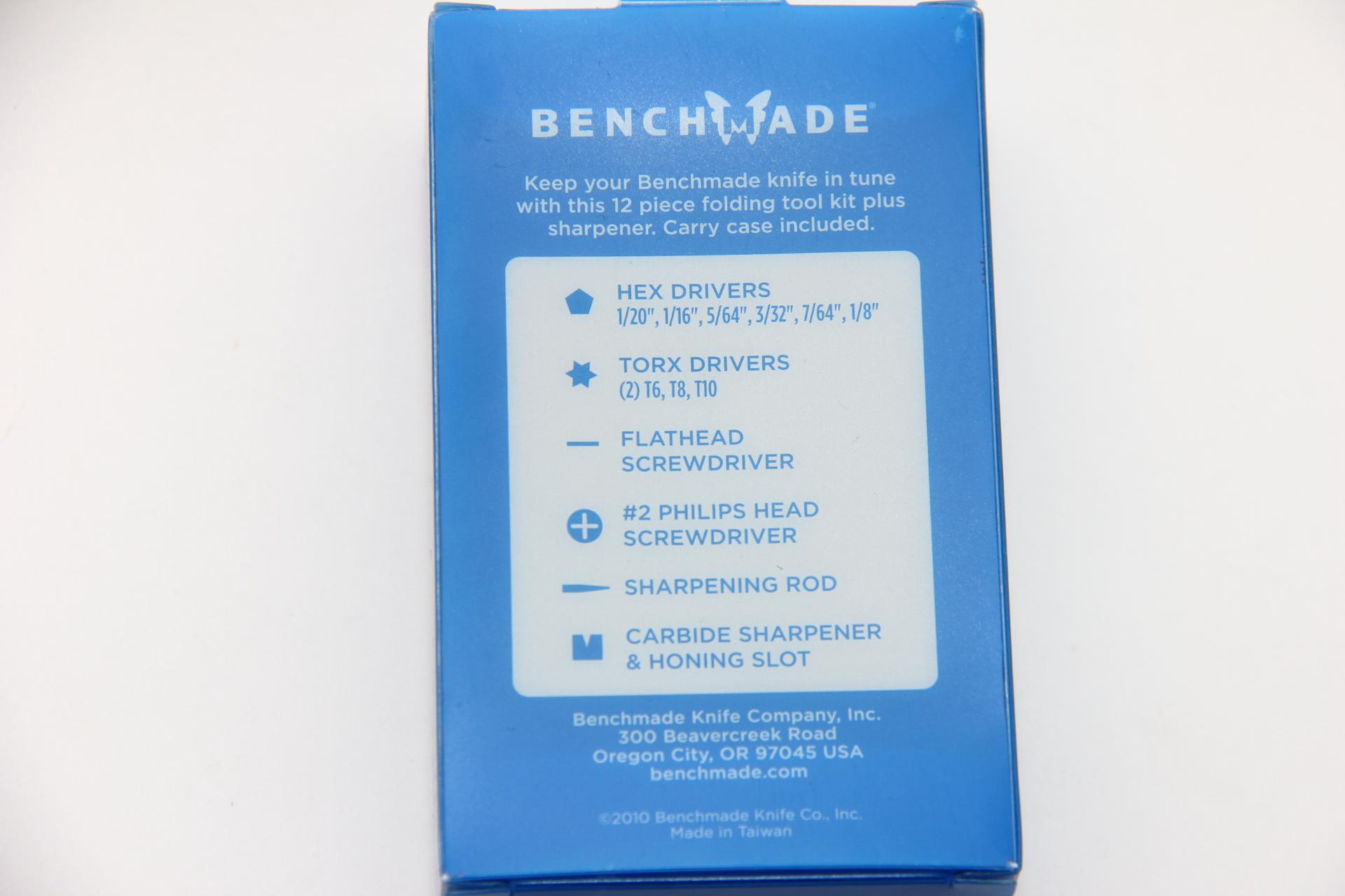 Benchmade Lonewolf Field Tool Kit универсальный набор