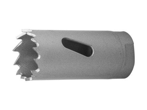 ЗУБР 20мм, коронка биметаллическая, быстрорежущая сталь