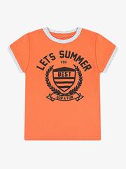 BKT000675 фуфайка детская, оранжевая