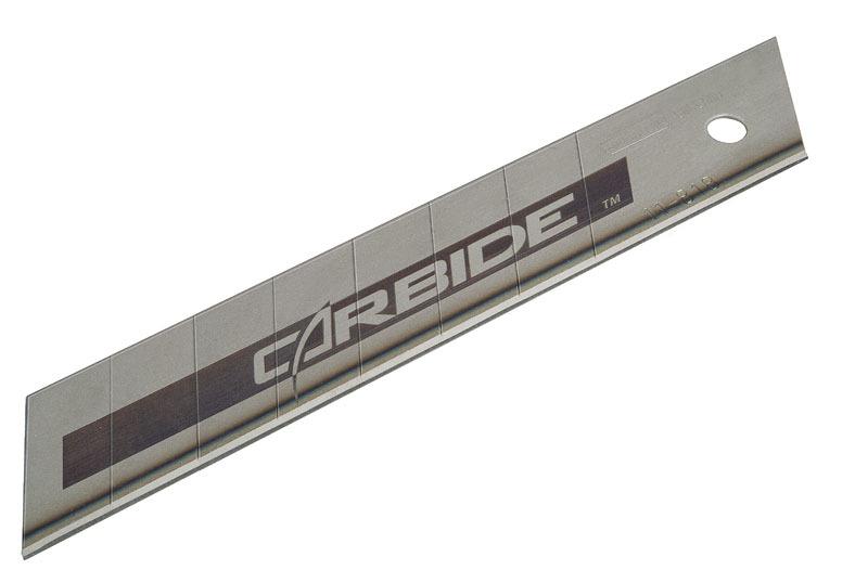 Лезвия для ножа 18мм Carbide 5шт Stanley 0-11-818