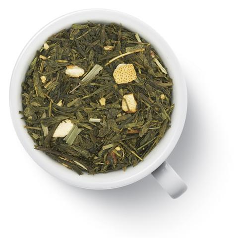 Чай зеленый с Имбирем 100 гр.