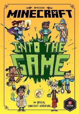 Kitab Minecraft: Into the Game (Minecraft Woodsword Chronicles #1) | Nick Eliopulos