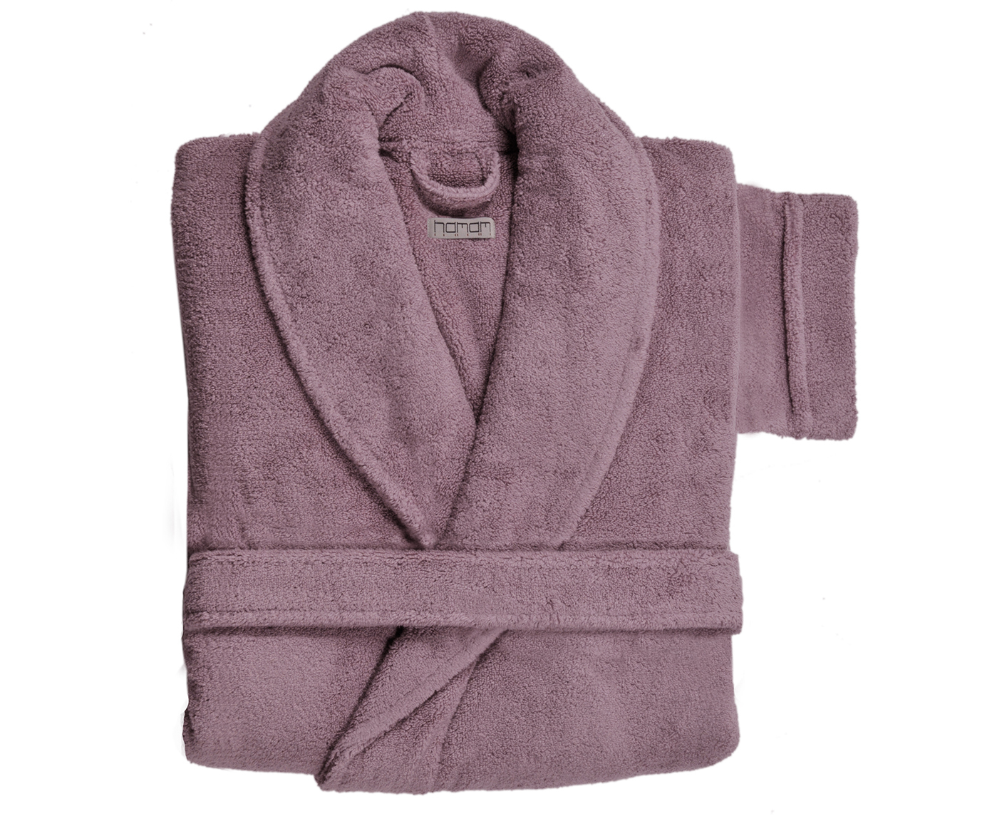 Элитный халат махровый Hanim&Sultan лавандовый от Hamam