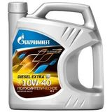 Gazpromneft Diesel Extra 10W-40 - Полусинтетическое моторное масло (4л)