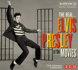 Elvis Presley / The Real... Elvis Presley At the Movies (3CD)